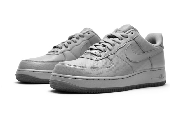 "Nike Sportswear Air Force 1 ""Grey Perf"""