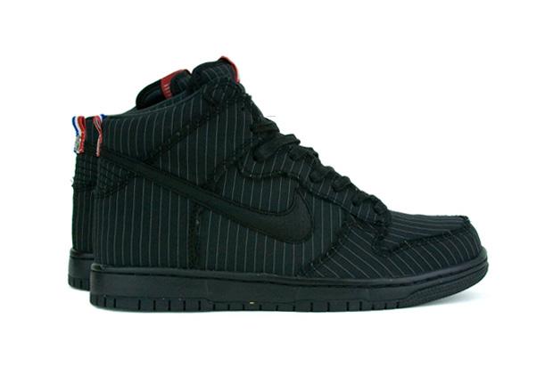 Nike Sportswear Dunk High Pinstripe