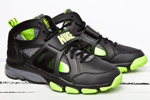 Nike Zoom Huarache TR Black/Volt