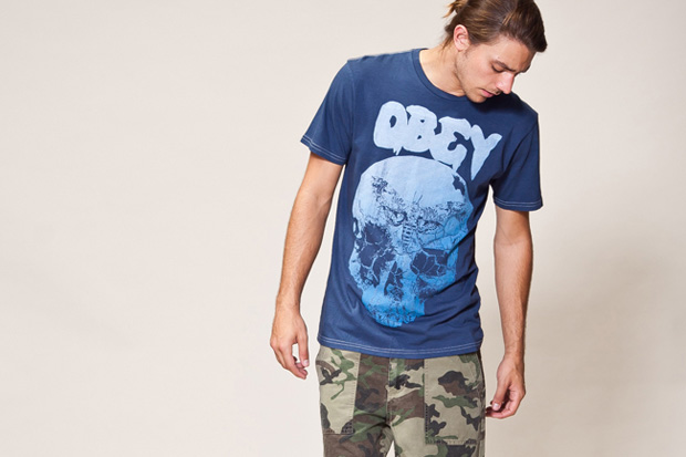 OBEY 2011 Spring/Summer Collection