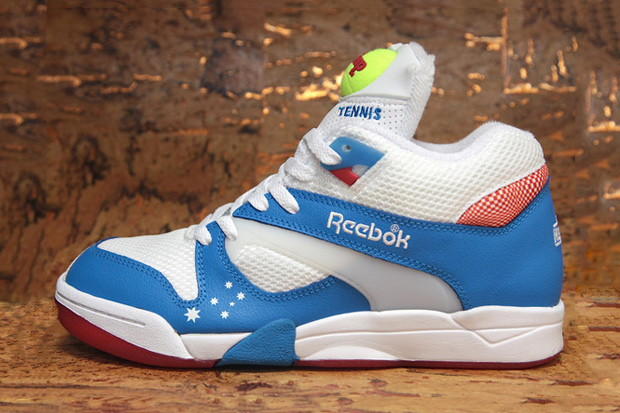 Packer Shoes x Reebok Grand Slam Pack - Australian Open