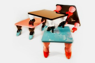"Parra x Toykyo ""The Fly New Coffee Table"""