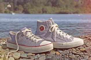 "PF Flyers ""Hickory Stripe"" Center Hi 