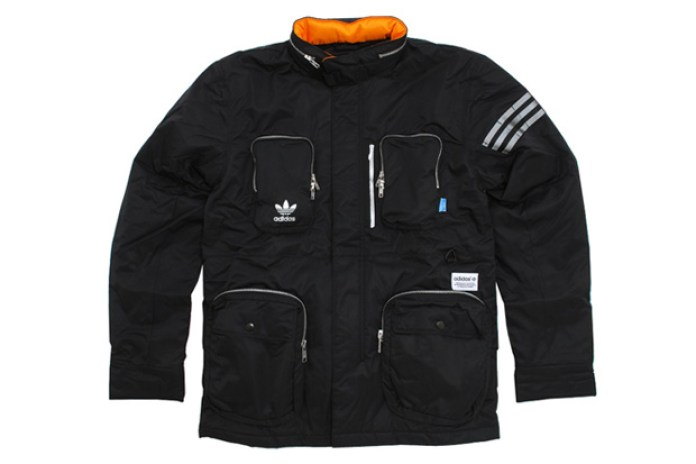 "Porter x adidas Originals ""Then, Now & Forever"" M-65 Jacket"