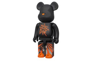 "Prodigy x Medicom Toy ""Invaders Must Die"" 400% Bearbrick"