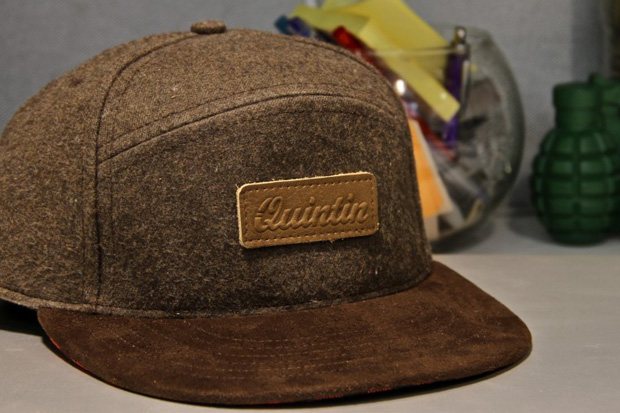 Quintin Outdoorsman 6-Panel Cap