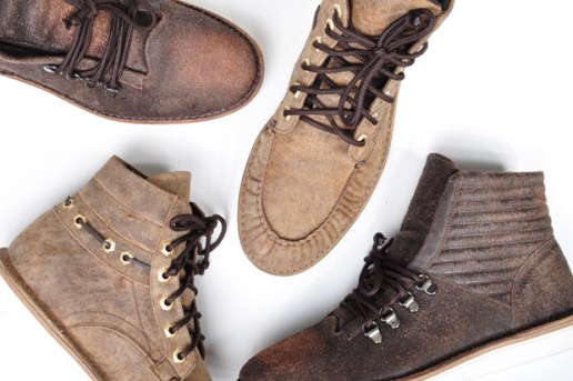 Raparo Leather Boots