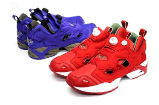"Reebok Pump Fury ""Tent"" Collection"