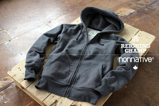 Reigning Champ for nonnative Collection