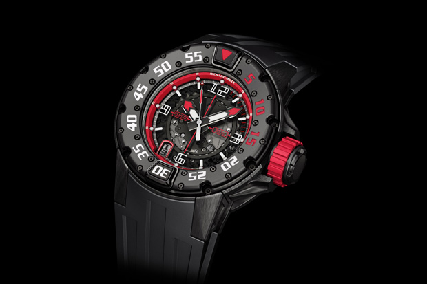 Richard Mille RM 028 Americas Diver Watch