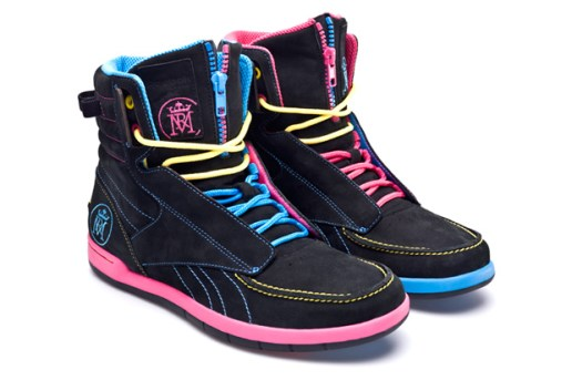 Ryan McGinness x Reebok Affili'Art CMYK