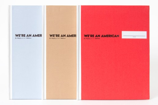 "Shipley & Halmos ""We're an American _______"" Book"