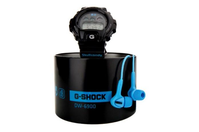 Skullcandy x Casio G-Shock DW-6900