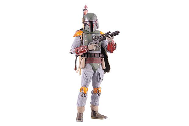Star Wars Boba Fett RAH Figure by Medicom Toy