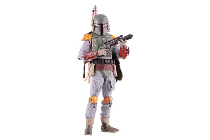 Star Wars Boba Fett RAH Figure by Medicom Toy