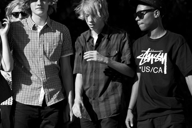 Stussy 2011 Spring Collection Lookbook
