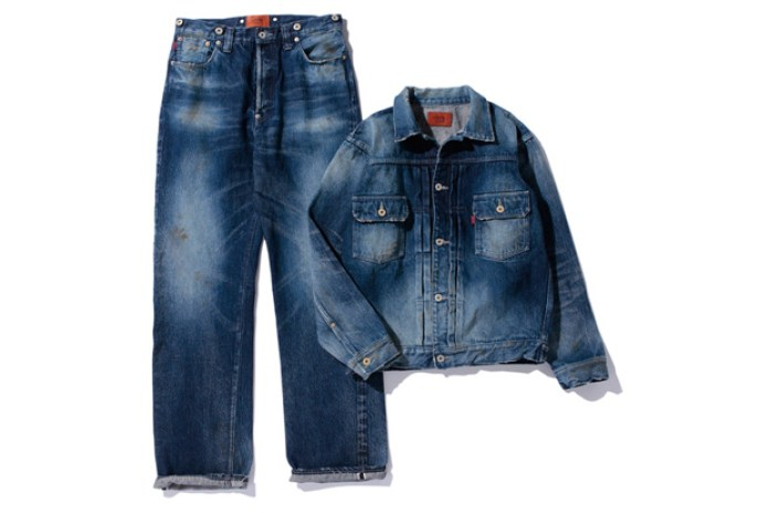 """Stussy """"Red Line"""" Denim Collection"""