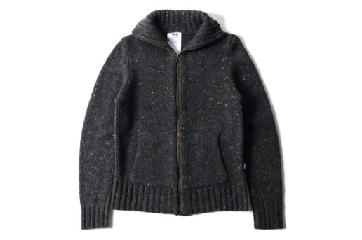 Stussy Tundra Full Zip Sweater