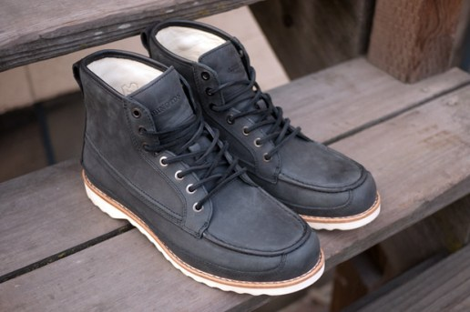 Timberland Abington 7 Eye Moc Boot