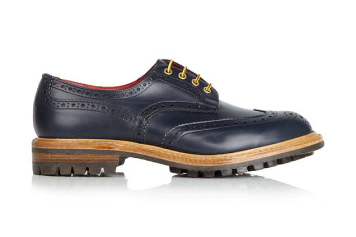 Tricker's Brogue Bourton Shoes