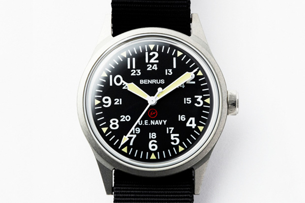 uniform experiment x BENRUS ORIGINAL MILITARY WATCH