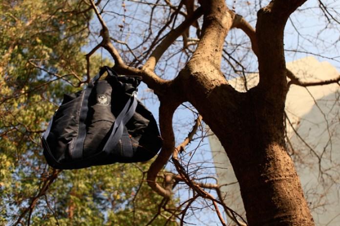 uniform experiment x ALPHA Helmet Bag
