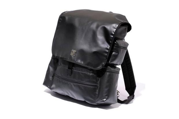URSUS BAPE Vinyl Backpack
