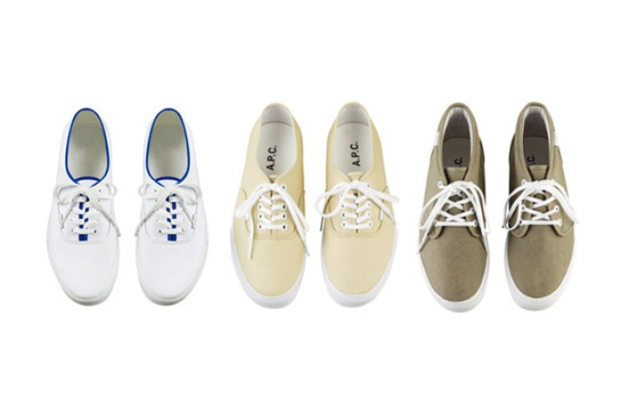 Vans x A.P.C. Capsule Collection