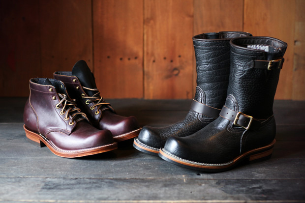 Viberg x TAKE 5 10th Anniversary Boot Collection