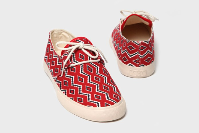YMC Navajo Deck Shoes