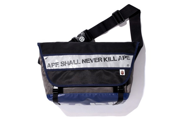 A Bathing Ape Messenger Bag