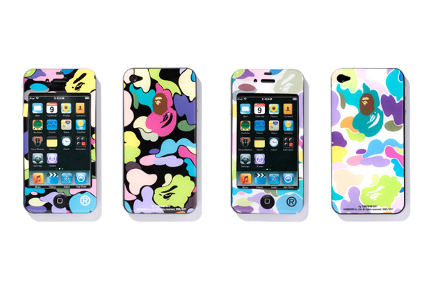 A Bathing Ape x Gizmobies iPhone 4 Cases