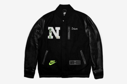 Aaron Rodgers, Donald Driver, Hines Ward and Troy Polamalu x Nike Sportswear Destroyer Jackets