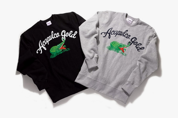 Acapulco Gold 2011 Spring Sweatshirts