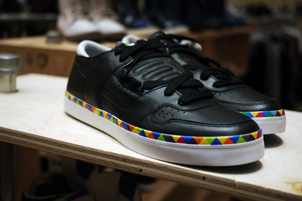 adidas Originals Blue 2011 Fall/Winter Collection Preview
