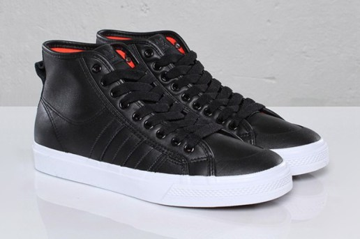 adidas Originals Nizza Hi Premium Leather