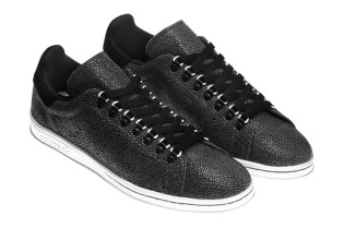 "adidas Originals Stan Smith 80s Lux Leather ""Stingray"""