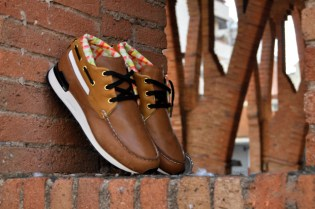 adidas Originals ZX 700 Boat Shoe