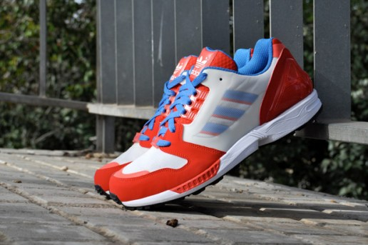 adidas Originals ZX 8000 Collegiate Red