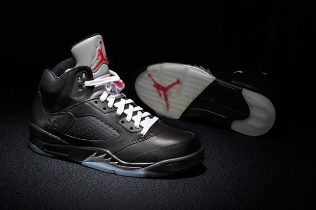 Air Jordan V Bin 23 - A Closer Look