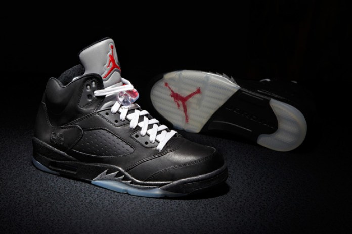 Air Jordan V Bin 23 - A Closer Look