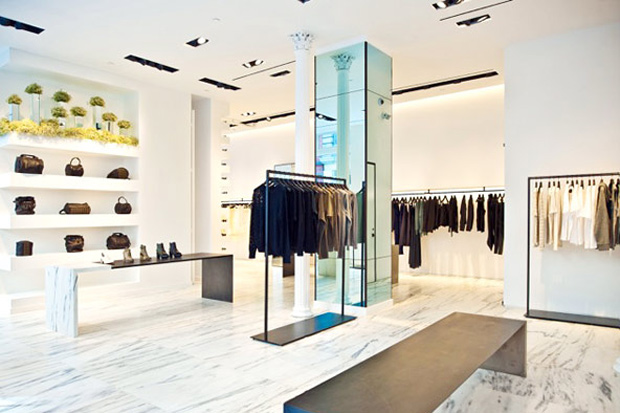 Alexander Wang New York Store Opening