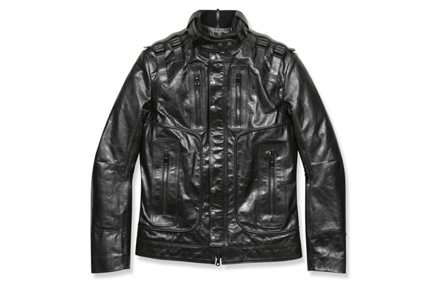Balmain Leather Jacket