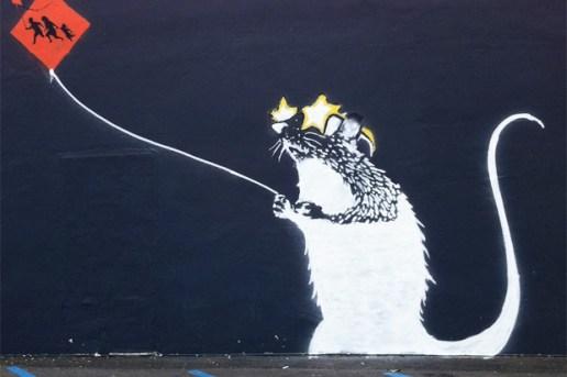 Banksy in Oceanside