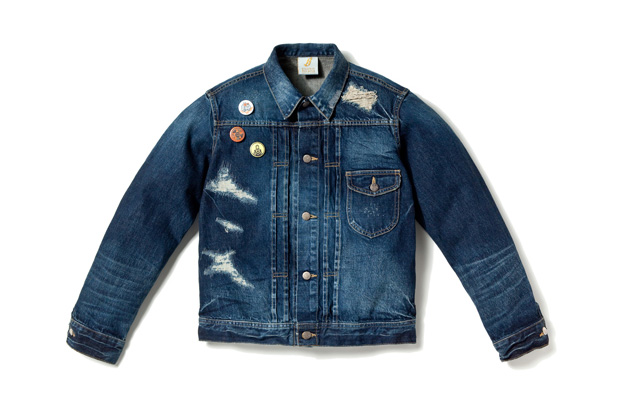 Billionaire Boys Club Damage Denim Jacket