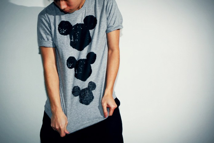 BLACK COMME des GARCONS x Disney Capsule Collection