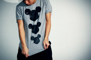 BLACK COMME des GARCONS x Disney Capsule Collection