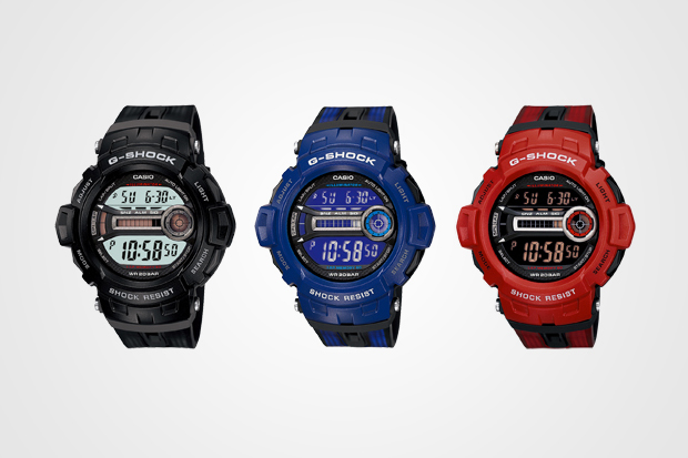 Casio G-Shock GD-200