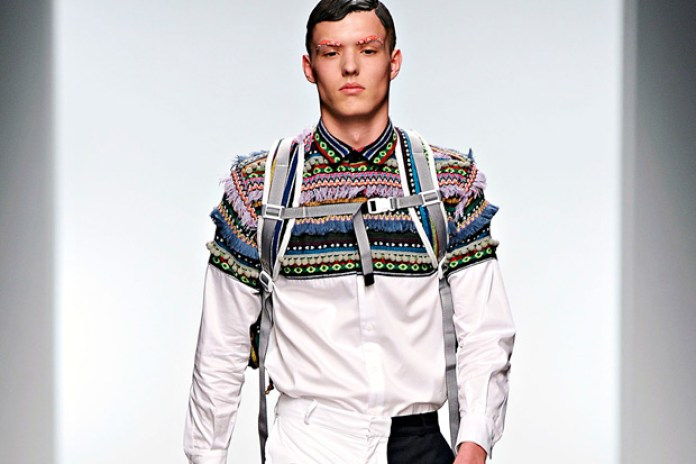 Christopher Shannon 2011 Fall/Winter Collection