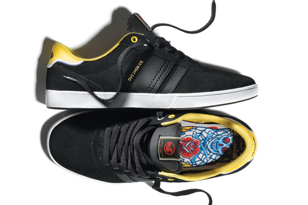 Cliché x DVS Andrew Brophy Sneakers